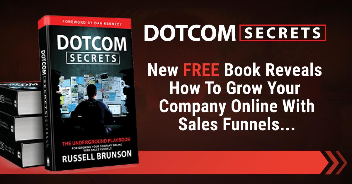 DotCom Secrets book order link