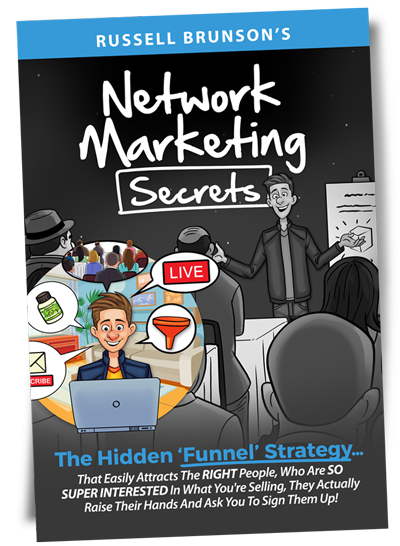 Network Marketing Secrets Ebook Bonus