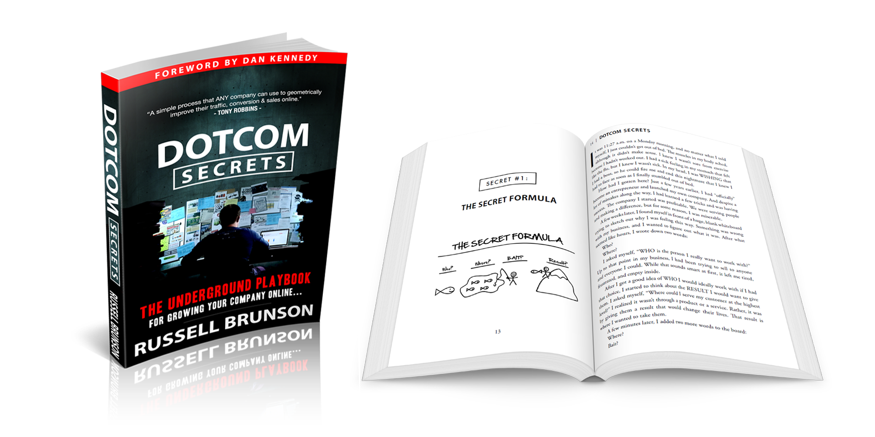 free book dotcomsecrets the underground playbook for growing your company online - Free Book Pictures