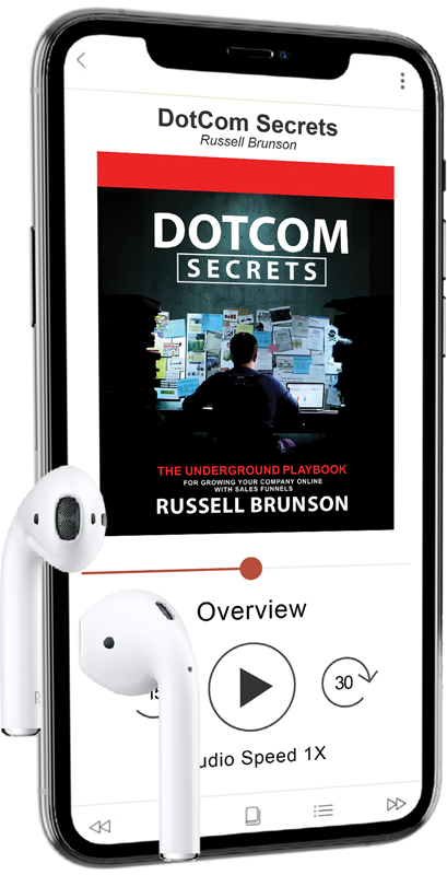 Dotcom Secrets Audiobook