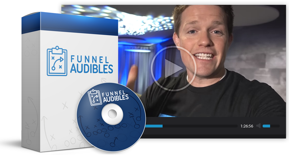 Funnel Audibles Bonus